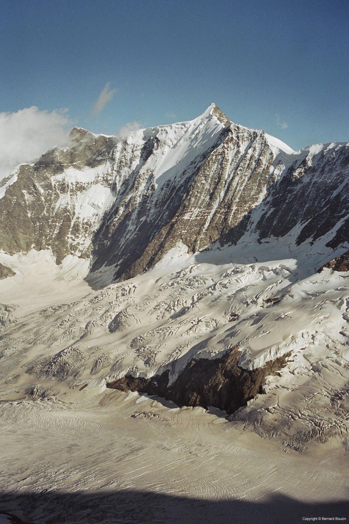 Eiger ice sea & Chumacraju - Road Book - Switzerland - Eiger Mittellegi ridge route